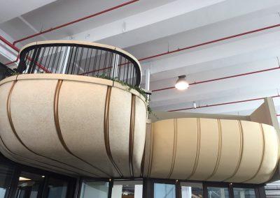 Balcony Railing At Draycott Park