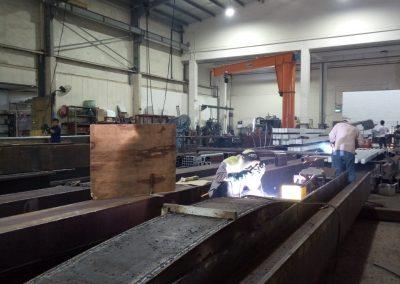 Draycott Park Metal Welding At Factory
